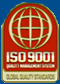 ISO 9001 certified by by Hugee - Washington, DC