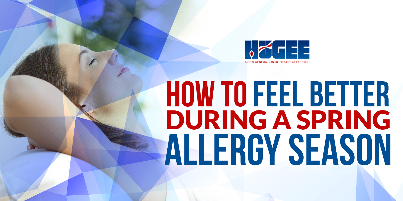 How To Feel Better During a Spring Allergy Season