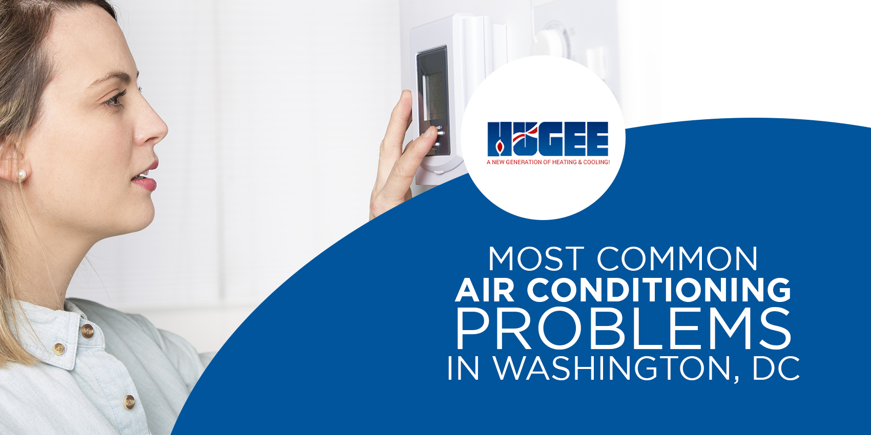 Most Common Air Conditioning Problems in Washington, DC