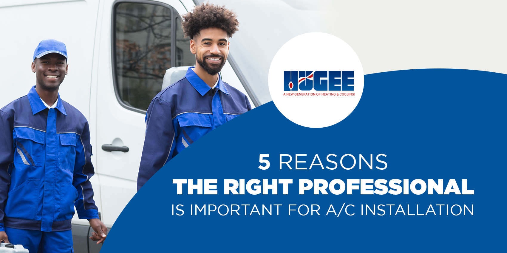 5 Reasons the Right Professional is Important for A/C Installation