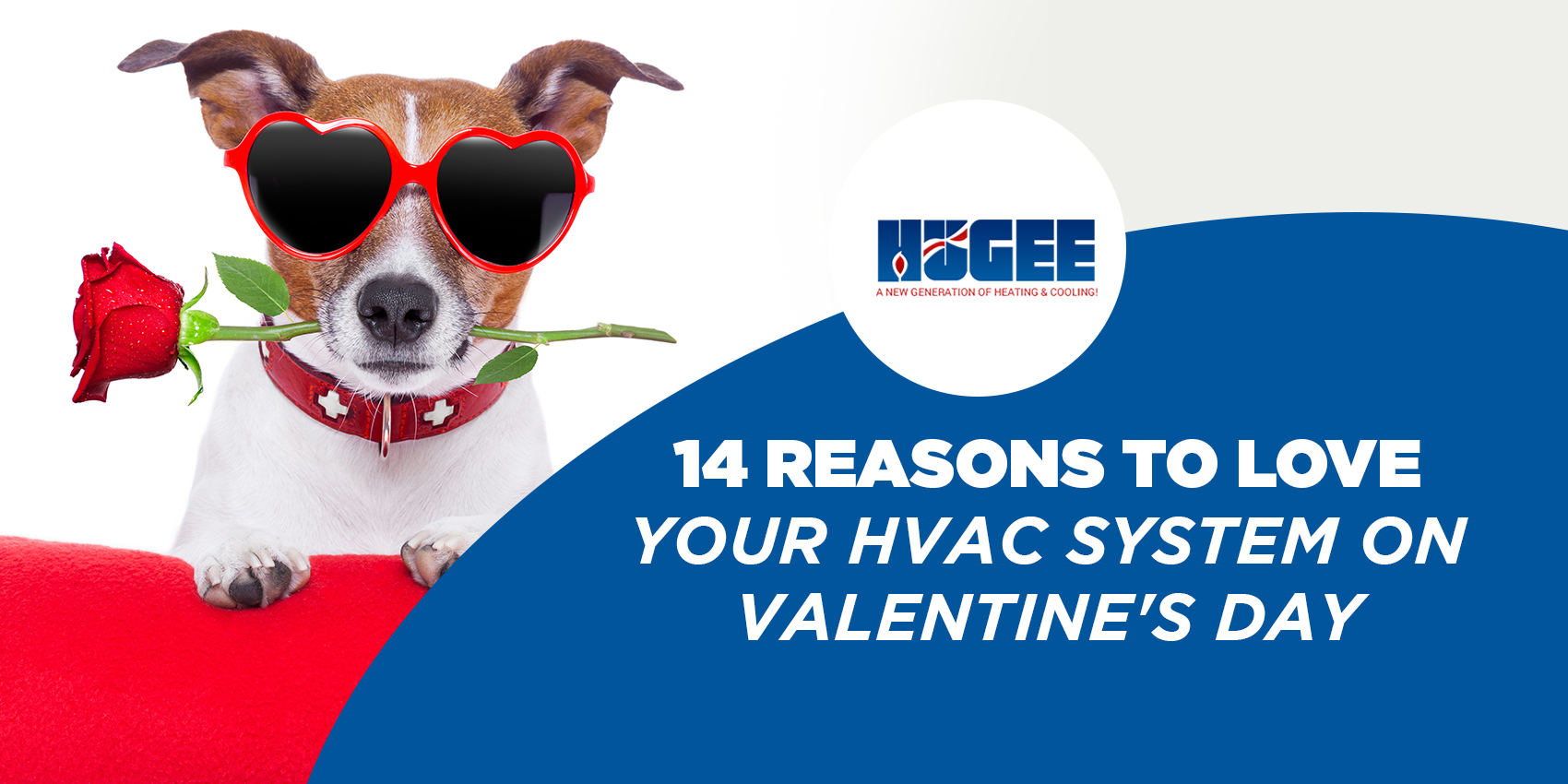14 Reasons to Love Your HVAC System on Valentine's Day