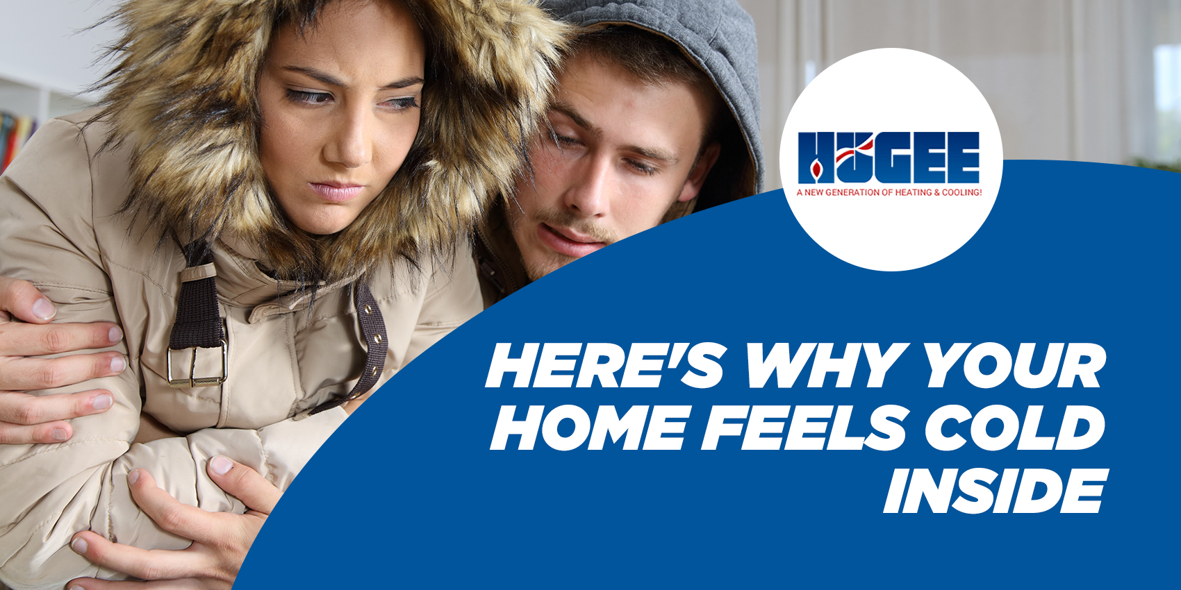Here's Why Your Home Feels Cold Inside