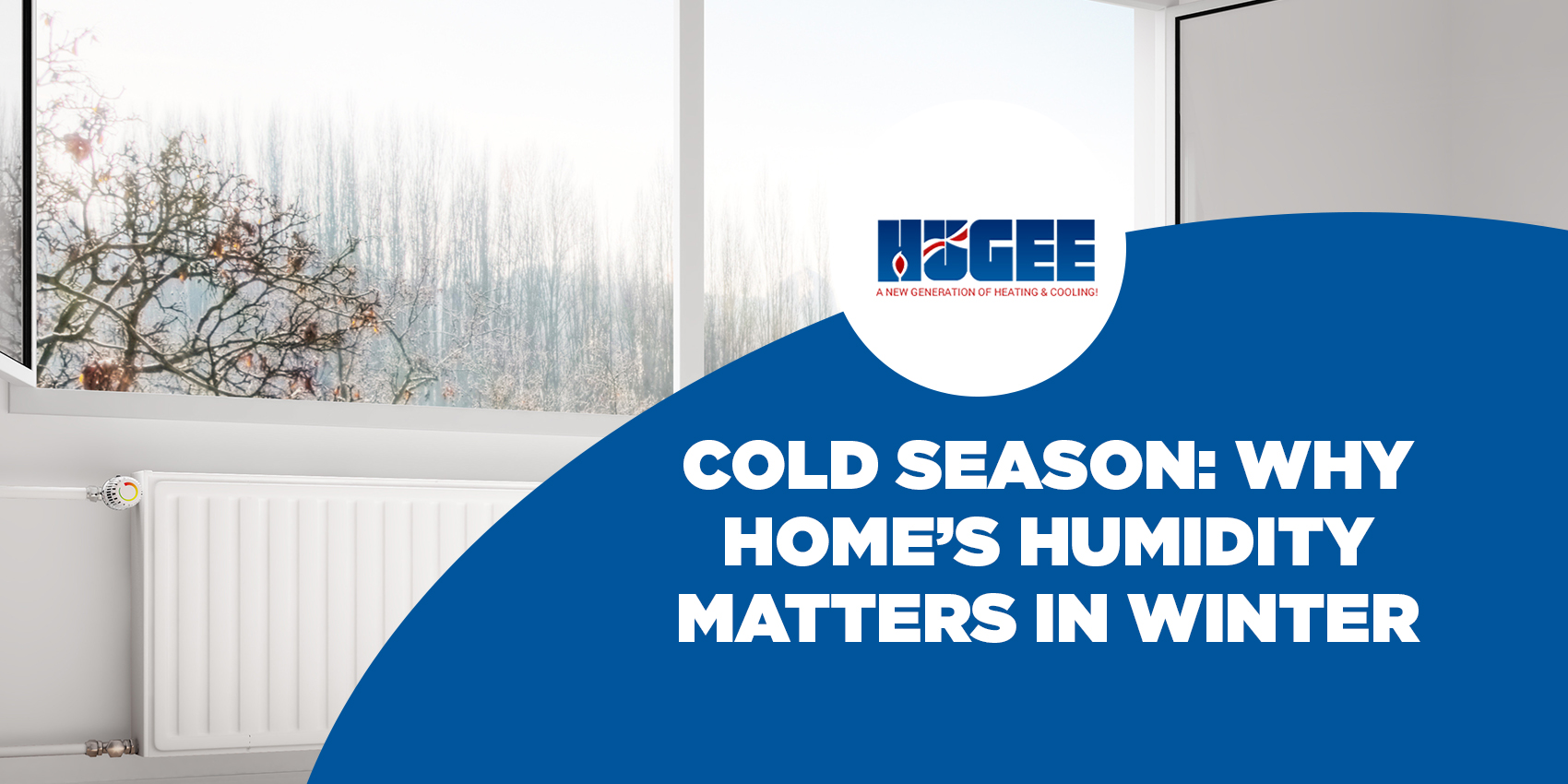 Cold Season: Why Home's Humidity Matters in Winter