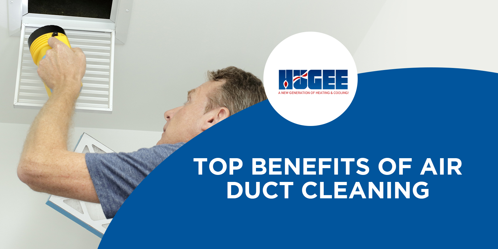 Top Benefits of Air Duct Cleaning