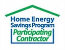 Home energy savings program participating contractor